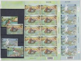 2001 Europa CEPT: Éltető víz sor Mi 880-883 kisív pár Mi 881-882