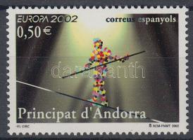2002 Europa CEPT: Cirkusz Mi 290