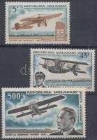 1967 A repülés története sor Mi 566-568