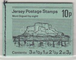 1969 Mont Orguell bélyegfüzet Mi MH 0-3