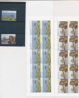 1999 Europa CEPT: Nemzeti Parkok sor + bélyegfüzet pár Mi 913-914