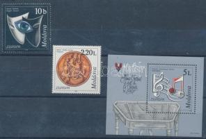 1998 Europa CEPT: Nemzeti ünnepek sor Mi 275-276 + blokk Mi 16