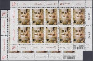 2012 Europa CEPT Turizmus kisívpár Mi 3085-3086