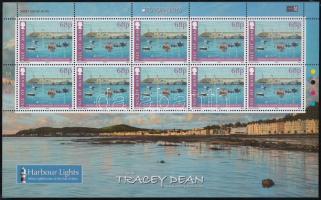 2012 Europa CEPT Turizmus, kikötők kisív Mi 1769