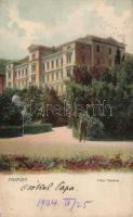 Abbazia, Hotel Stefanie, Abbázia, Hotel Stefanie