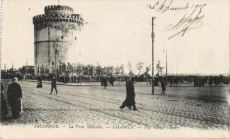 Thessaloniki, Salonique; the white tower