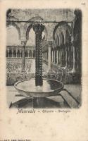 Monreale, Chiostro, Dettaglio / cloister