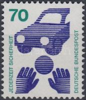 1971/73 Balesetmegelőzés Mi 695-703+773