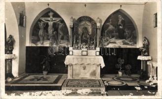Budapest XII. Magyar Szentföld, Golgotai kápolna; Heinrich István út 1-5.
