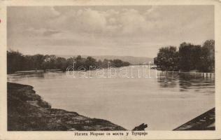 Cuprija, Morava riverside