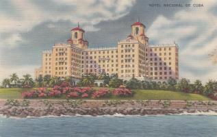 Havana, Habana; Hotel Nacional