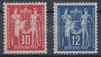 1949 Szakszervezet Mi 243-244