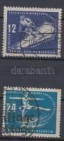1950 Téli sport Mi 246-247