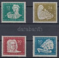 1950 Bach Mi 256-259