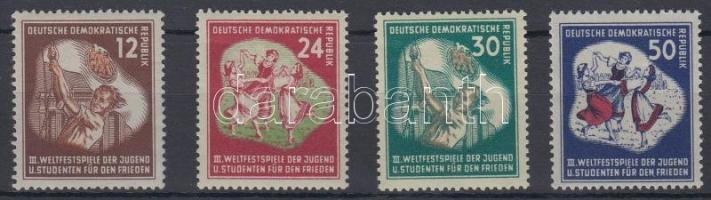 1951 Berlini VIT Mi 289-292