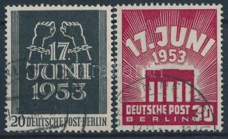 1953 Mi 110-111