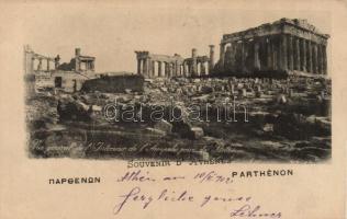 Athens Parthenon Ga.