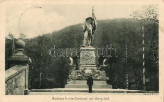 Bergisel Andreas Hofer Denkmal / monument