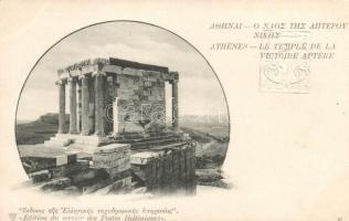 Athens, Temple of Athena Nike Ga. Emb.
