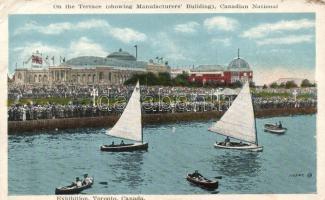 Toronto Canadian National Expo, on the terrace (fa)