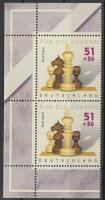 2002 Gyermekjátékok: Sakkfigurák pár Mi 2260