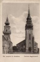 Nagykőrös, Református templom, Városháza
