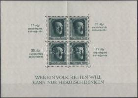 1937 Mi blokk 11