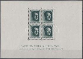 1937 Mi blokk 7