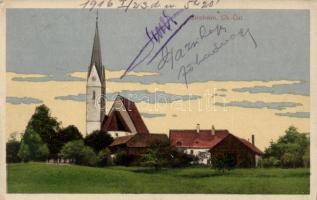 Stroheim, church