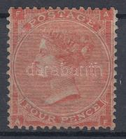 1862 Forgalmi bélyeg / Definitive stamp Mi 19I