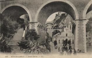 Monte Carlo, Sainte-Dévote chapel