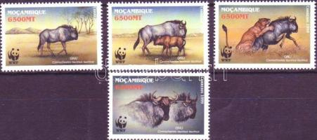 2000 WWF bivalyok 1757-1760