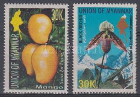 2004 Virágok sor Mi 362-363
