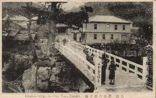 Yamato, Kwanon bridge on river Toro