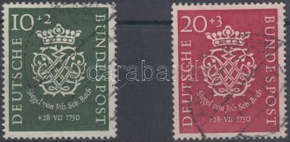 1950 Bach sor Mi 121-122