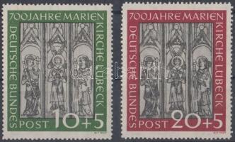 1951 Lübecki Mária templom sor Mi 139-140