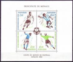 1982 Futball világbajnokság Mi blokk 20