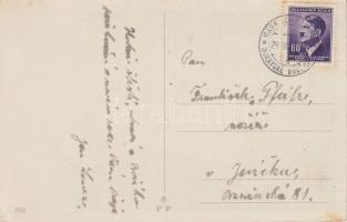 Böhmen und Mahren 1941 Képeslap