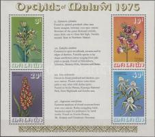 1975 Orchidea blokk Mi 40