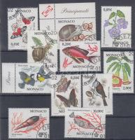2002 Mediterrán fauna és flóra sor Mi 2573-2582