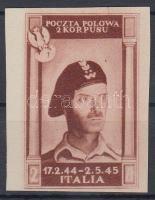 Lengyel hadtest / Polish corps 1946 Sassone 8B