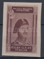 Lengyel hadtest / Polish corps 1946 Sassone 13A szignált / signed