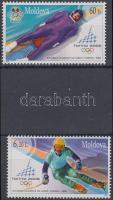 2006 Téli olimpia, Torinó sor Mi 536-537