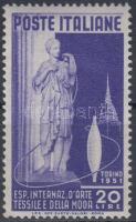1951 Nemzetközi textilkiállítás Mi 832