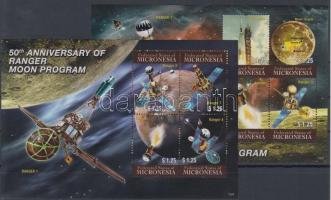 2012 A Ranger-Holdprogram 50. évfordulója kisívpár