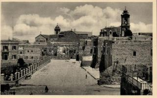 Betlehem, the church of the nativity