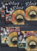 2012 Elvis Presley blokksor, 5 klf blokk