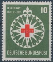 1953 Henri Dunant Mi 164
