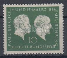 1954 Ehrlich és Behring Mi 197