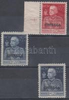King Victor Emanuel III set, III. Viktor Emanuel király uralkodásának 25. évfordulója sor